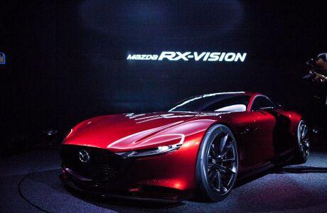 Преемник Mazda RX-8 может стать водородомобилем