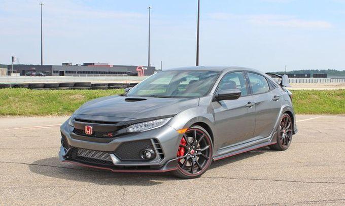 Honda может выпустить несколько вариантов Civic Type R