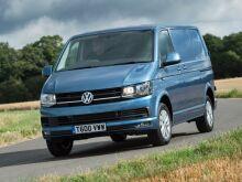 Фургоны Volkswagen получили стандартную систему экстренного торможения