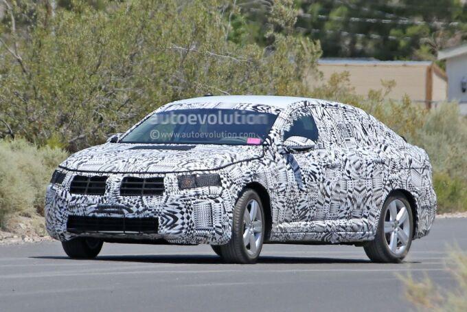 Volkswagen показал новую Jetta