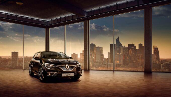 Renault выведет Megane на люксовую территорию
