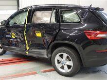 EuroNCAP разбил новые Skoda Kodiaq и MINI Countryman