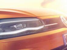Volkswagen начинает понемногу знакомить с новым Polo