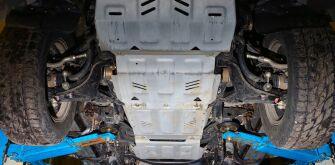 Mitsubishi Pajero Sport и Kia Mohave: сравнительный тест настоящих внедорожников