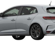 Утечка показала, как будет выглядеть Renault Megane RS