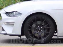 Ford тестирует Mustang для европейского рынка