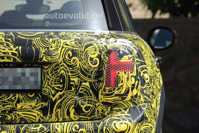 MINI показал обновленный 5-дверный Cooper S