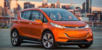 Buick может построить кроссовер на базе Chevrolet Bolt