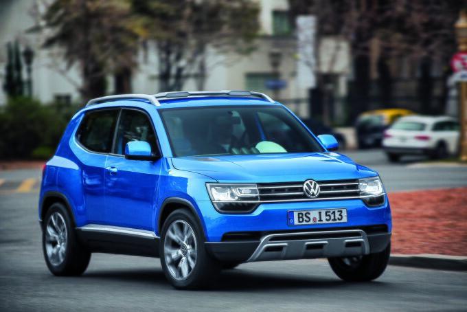Volkswagen Taigun увидит мир под именем T-Track