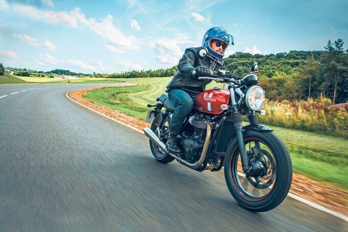 Triumph расширит линейку новыми мотоциклами начального уровня