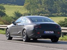 Mercedes-Benz CLS приближается к запуску в производство