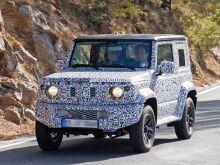 Suzuki представит новый Jimny на Франкфуртском автосалоне