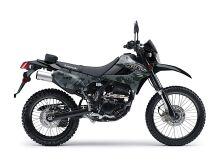 Kawasaki показал KLX250 2018 года