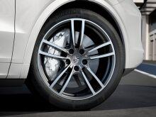Porsche Cayenne Turbo прибыл во Франкфурт