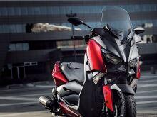 Yamaha представила новый X-MAX 125