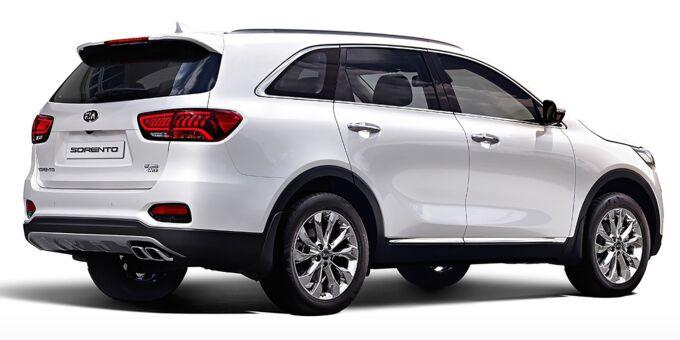 Европейский Kia Sorento получит новую коробку передач и уровень отделки