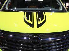 Opel привез на Франкфуртский автосалон кемпер Vivaro