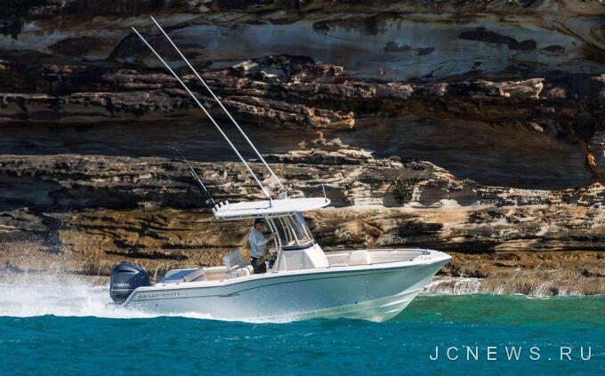Grady-White Fisherman 236: краткий обзор Катера и яхты