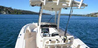 Grady-White Fisherman 236: краткий обзор