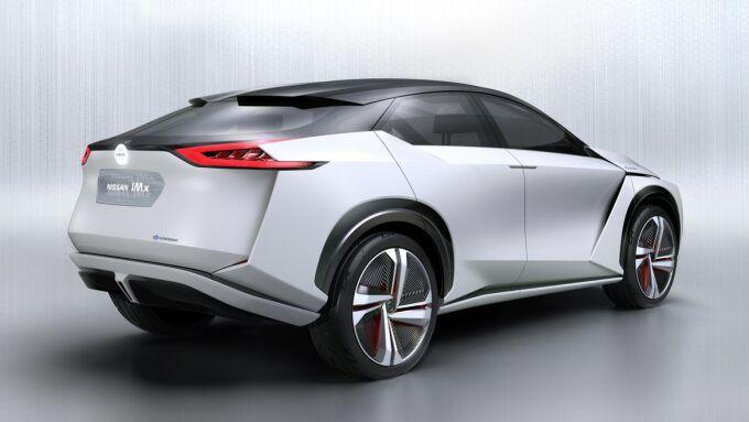 Nissan раскрывает последние секреты IMX