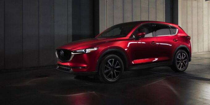 Mazda слегка обновила CX-5