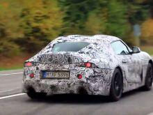 Toyota Supra продемонстрировала звук двигателя в Нюрбургринге