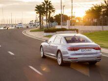 Audi покажет производственную версию концепта Prologue на автосалоне в Лос-Анджелесе