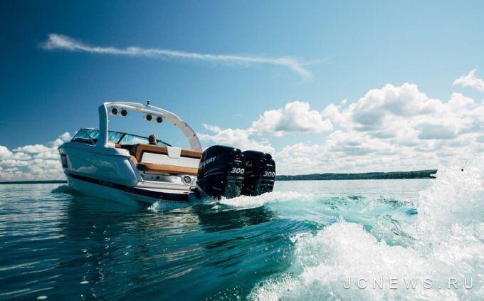 Four Winns увеличивает количество моделей с подвесными двигателями