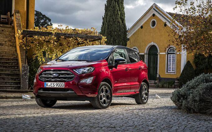 Обновленный Ford EcoSport: первый тест-драйв