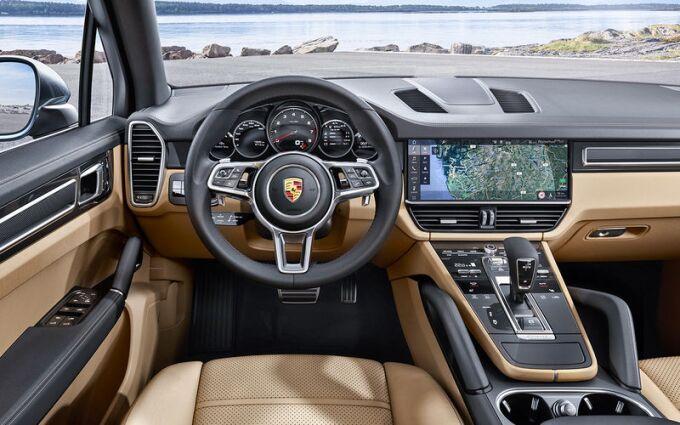 Porsche Cayenne третьего поколения