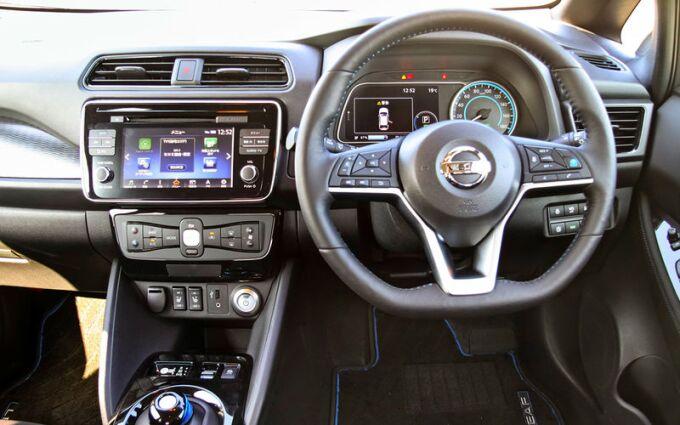Новый Nissan Leaf: тест-драйв без тормозов