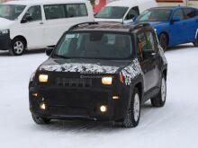 Jeep Renegade показал, что у него внутри