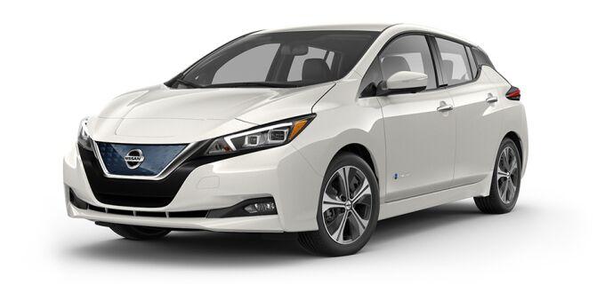 Nissan Leaf остается самым продаваемым электромобилем в мире