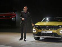 Volkswagen готовит два новых кроссовера