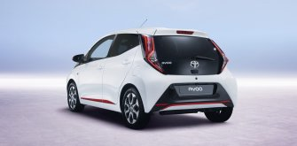 Toyota готовит премьеру обновленного Aygo в Женеве
