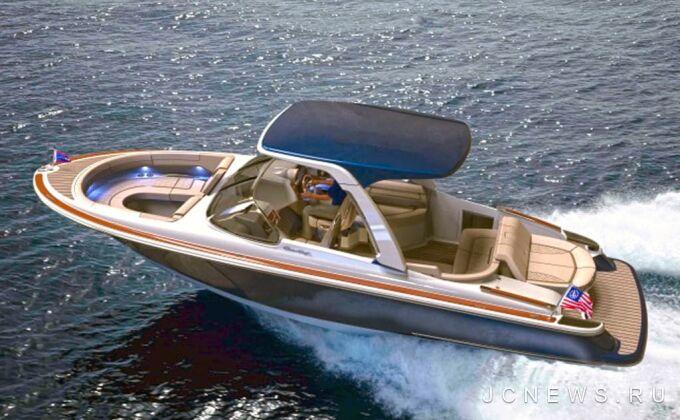 Chris-Craft представляет новую лодку Launch 28 GT