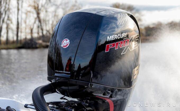 Новый лодочный мотор Mercury 150hp Pro XS FourStroke