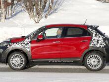 Fiat 500X получит небольшое обновление