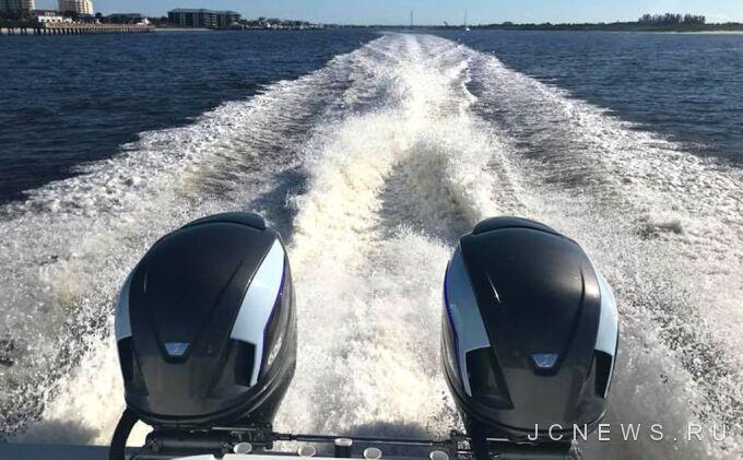 Seven Marine представляет два новых лодочных мотора