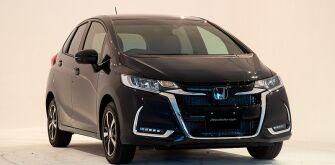 Honda начинает продажи Fit Modulo Style