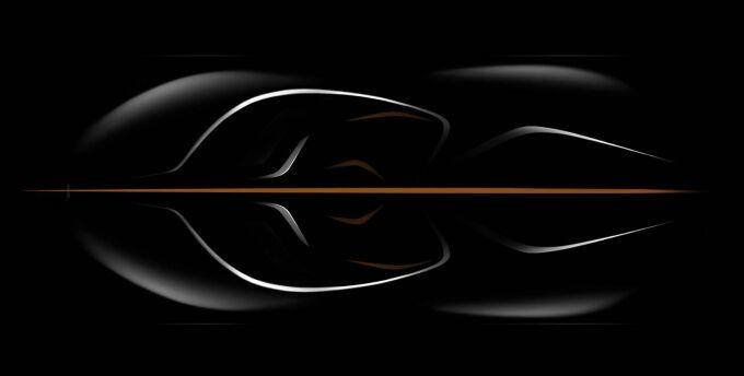Новый гиперкар McLaren назовут Speedtail