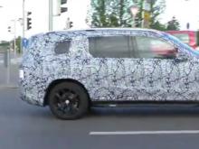 Mercedes GLS проехал по Германии в тестовом режиме