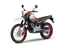 Yamaha начинает продажи нового Serow