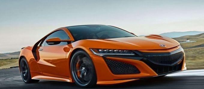 Acura выпустит NSX GT3 Evo