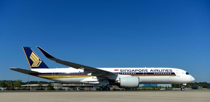 «Singapore Airlines» обещает самый длинный в мире беспосадочный перелет