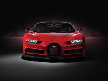 Bugatti Chiron Super Sport покажут на Женевском автосалоне