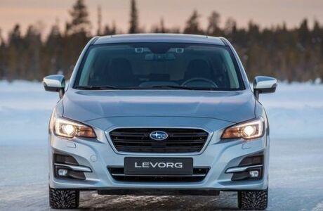 Subaru привезет новый Levorg на Женевский автосалон