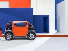 Citroën отметит 100-летний юбилей с электрокаром Ami One