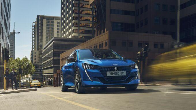 Peugeot раскрыл подробности о новом e208