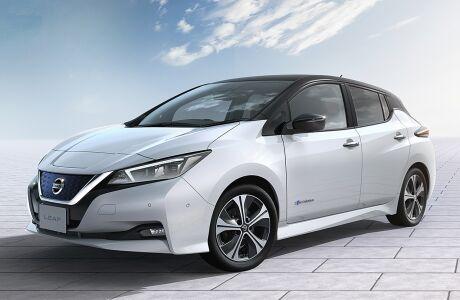 Nissan Leaf и Renault Clio «поумнеют» уже в конце года